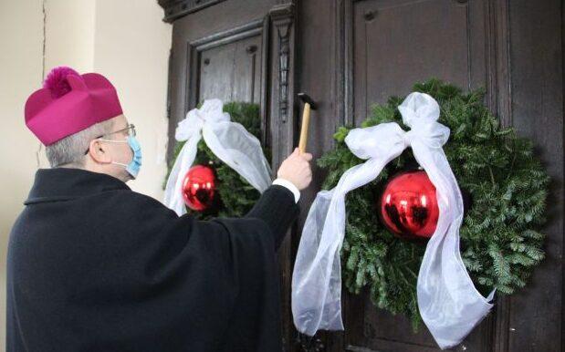 Bp Lityński otworzył Rok Święty Jakubowy w diecezji zielonogórsko-gorzowskiej